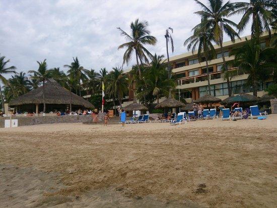 The Palms Resort Of Mazatlan: playa