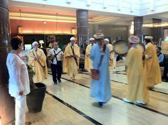 Be Live Collection Saidia: cada viernes... desfile moruno