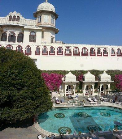 Shiv Niwas Palace: Property is nice