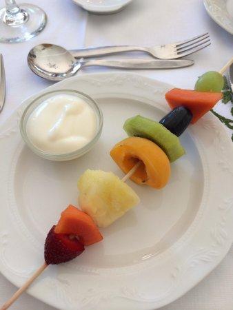 La Pension Guest House : Leckeres Frühstück
