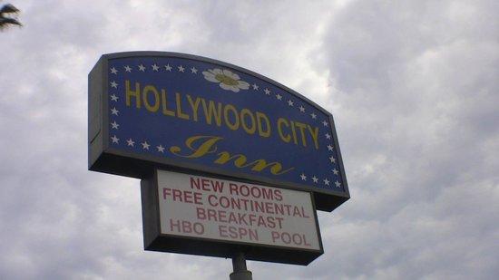 Hollywood City Inn : Los Angeles