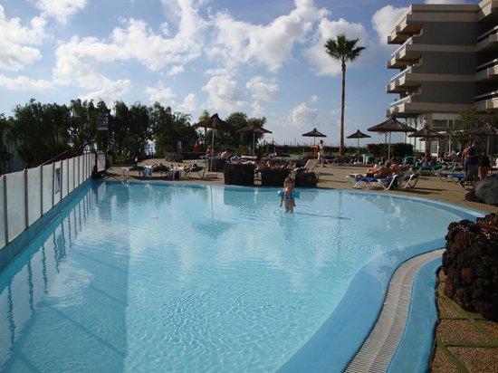 Aguamarina Golf Hotel: upper toddler pool