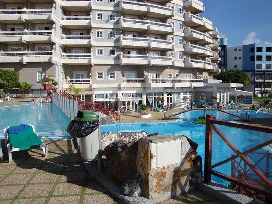 Aguamarina Golf Hotel: Pools