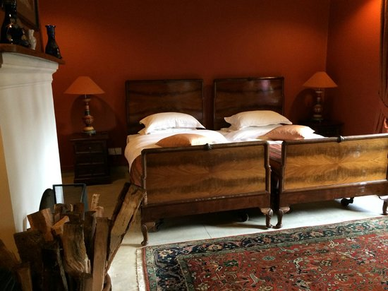 Jetwing Warwick Gardens: Chambre