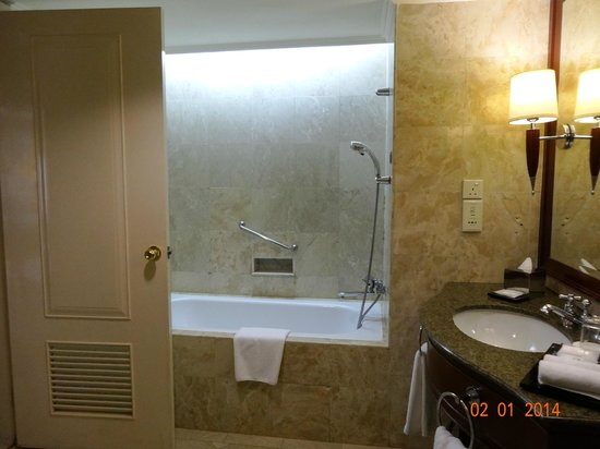 Attrayant Le Meridien Kota Kinabalu: Bathroom