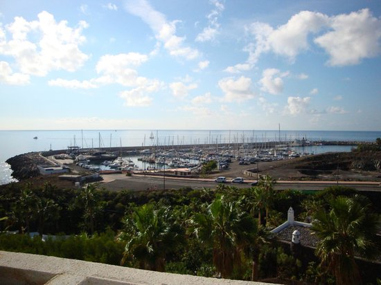 Aguamarina Golf Hotel: view from the hotel