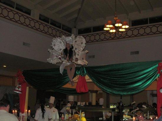 Melia Cayo Santa Maria: Noche de Navidad