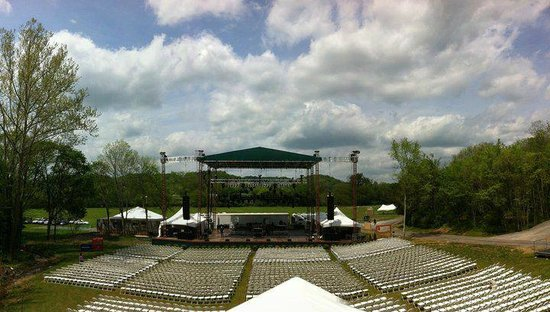 The Woods Ampitheater at Fontanel