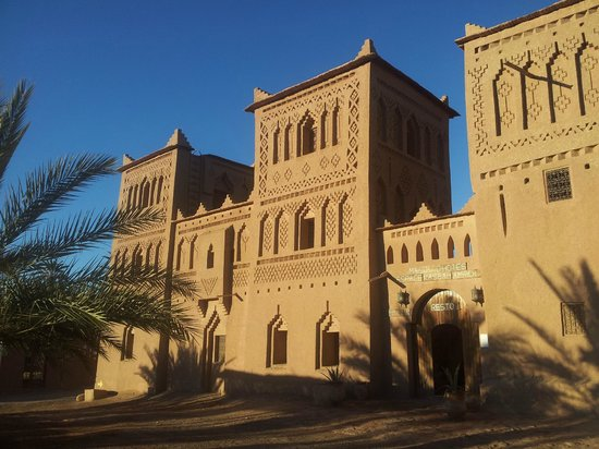 Espace Kasbah Amridil: Vista exterior