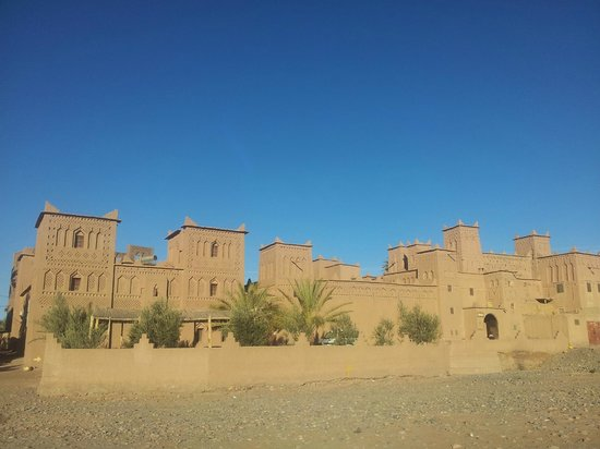 Espace Kasbah Amridil: Exterior