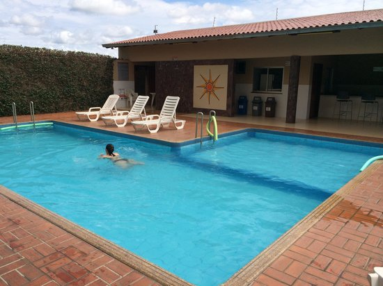 Luz Hotel: Piscina