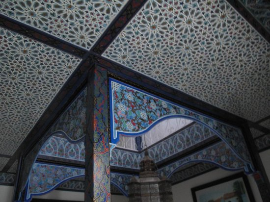 Hotel Tarek: hall