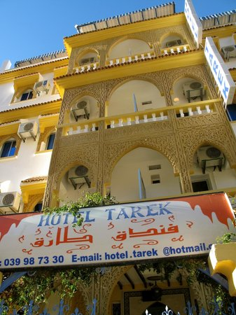 Hotel Tarek : hotel
