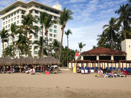 Emporio Ixtapa : view from the water