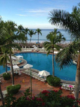 Emporio Ixtapa : view from friends room