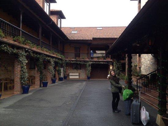 Hotel Maria Manuela: puente en asturias