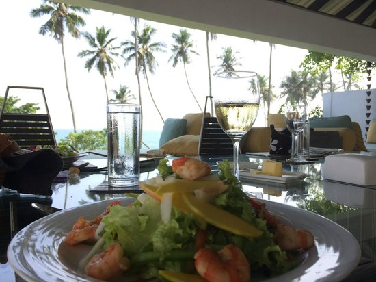 Coco Tangalla: Yummy lunch at hotel