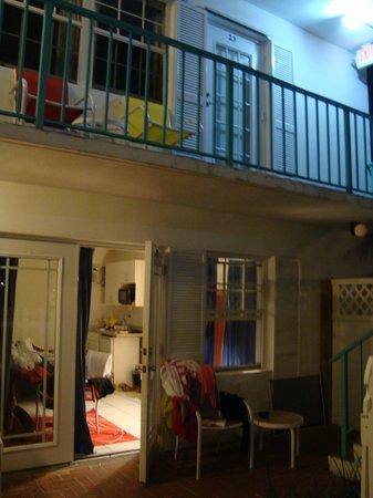 Green Island Inn: my room last year