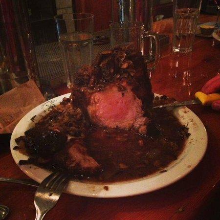 Sauce pour accompagnement de la t te de cochon foto van - Cuisiner pied de cochon ...