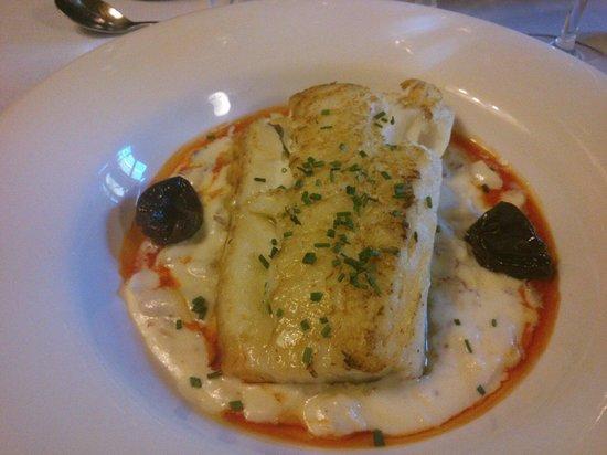A Casa da vina: Exquisito bacalao a la crema ummmmmm
