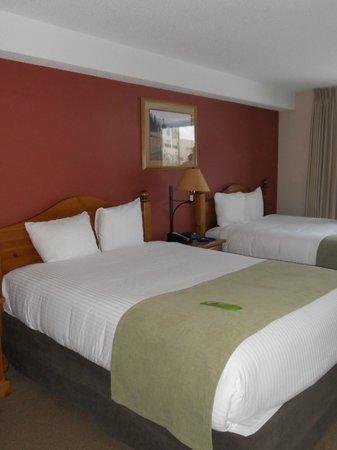Coast Sundance Lodge: Beds