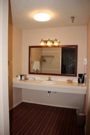Cedar Lodge: Salle d'eau