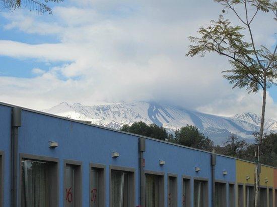 Hotel Ibis Styles Catania Acireale: L'Etna