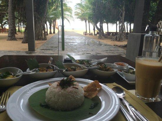 Jetwing Beach: Restaurant