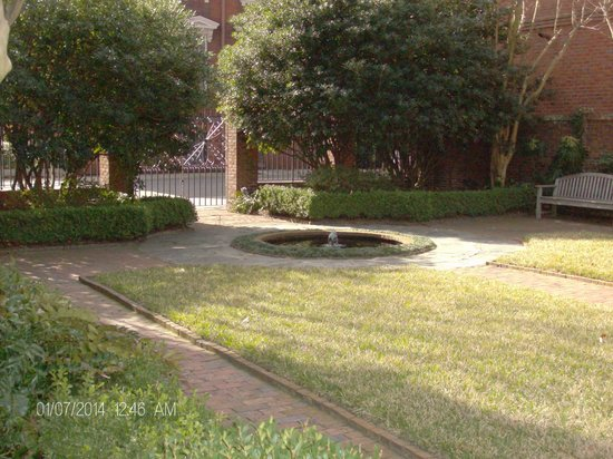 Davenport House Museum: Garden