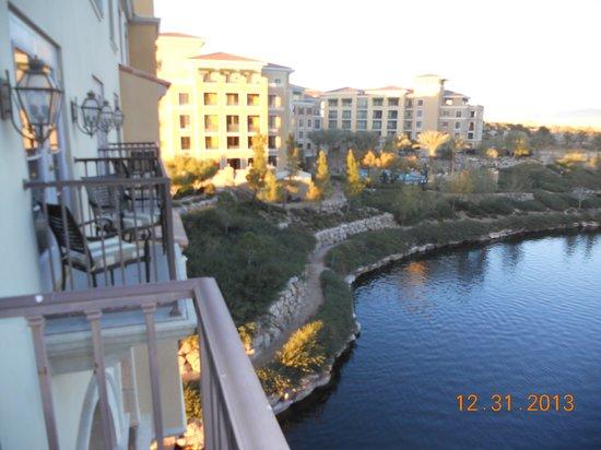 Hilton Lake Las Vegas Resort & Spa : Lake View