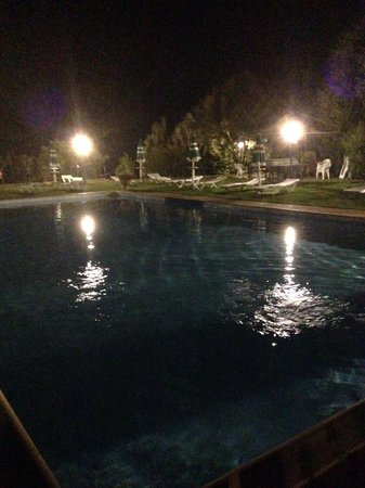 Relais Borgo San Pietro: La piscina