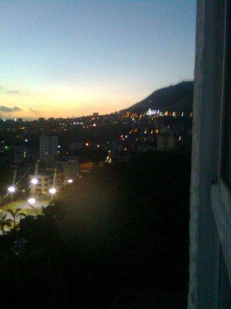 Hotel Avila: Avila hotel view of Caracas