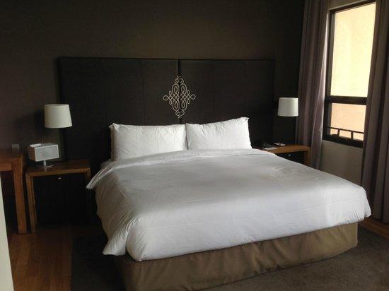 Andaz Napa: Bed
