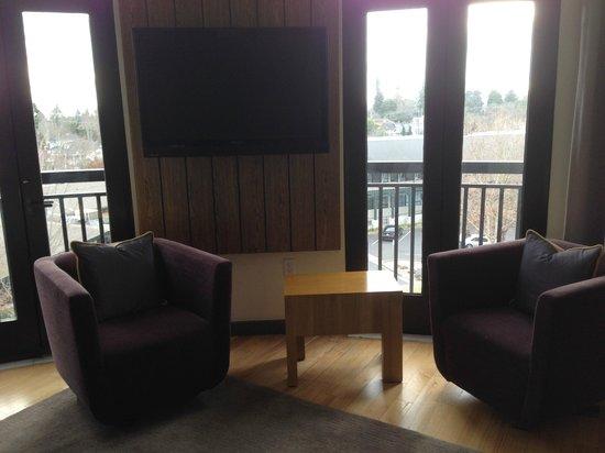 Andaz Napa: Living room