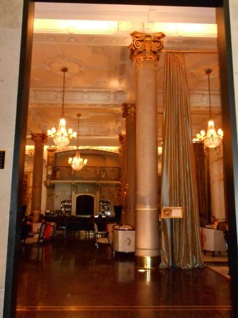 Savoy Hotel: Lobby Bar