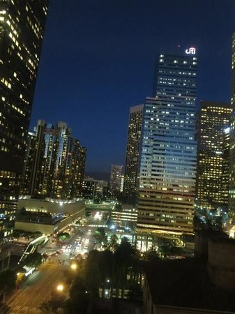 The Standard Downtown: view from the rooftop