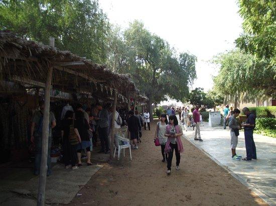 Heritage Village: Рынок на территории