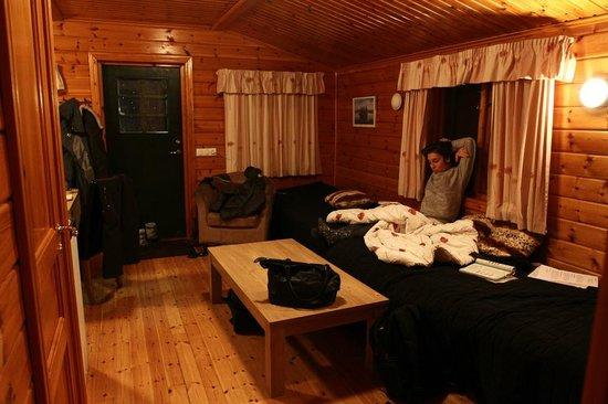 Hellisholar Cottages Cottage Inside