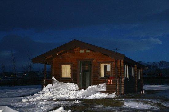 Hellisholar Cottages: Cottage