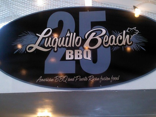 Luquillo Beach BBQ