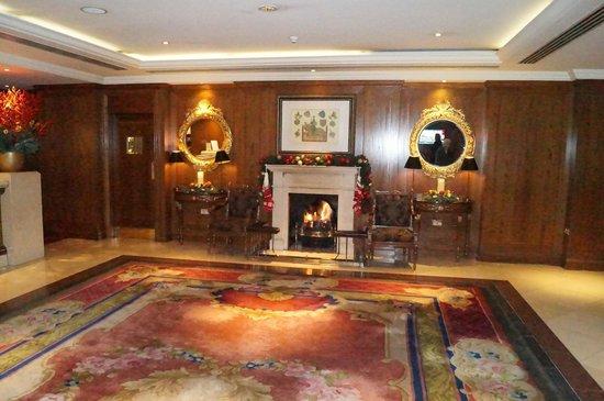 Royal Lancaster London : Lobby