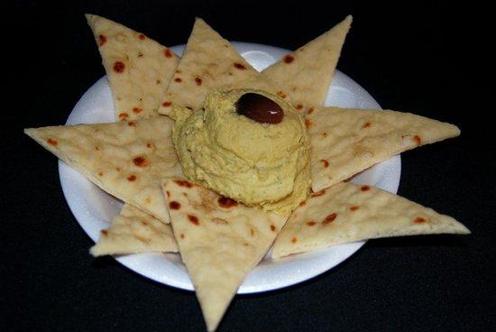 Gyro Brothers: Homade Hummus