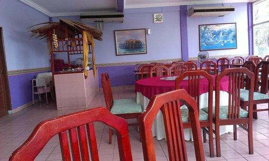 Hotel Seri Malaysia Rompin: spacious