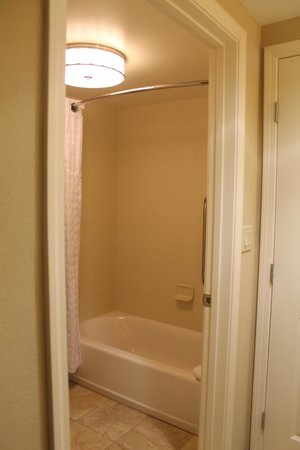 Homewood Suites by Hilton Orlando Airport: Bathroom