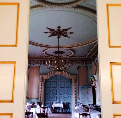 Markree Castle Hotel: Dining room