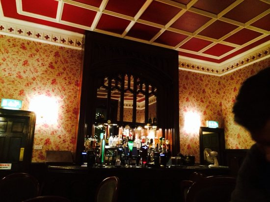 Markree Castle Hotel: Bar lounge