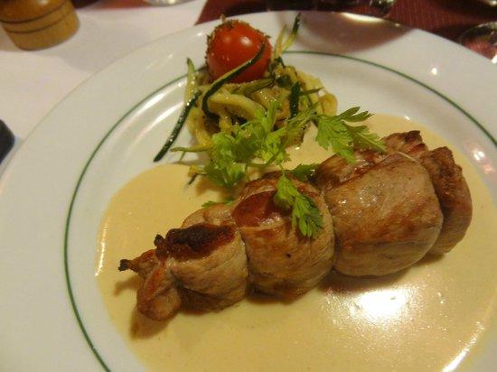 La brouette de Grand-Mere: pork