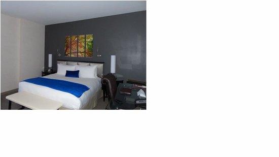 Gansevoort Park Avenue NYC: Bedroom