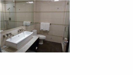 Gansevoort Park Avenue NYC: Bathroom