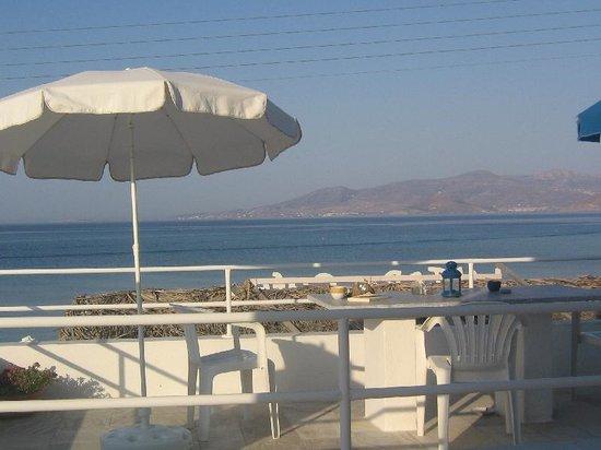 Litsa Studios: Paros across the beautiful Aegean Sea